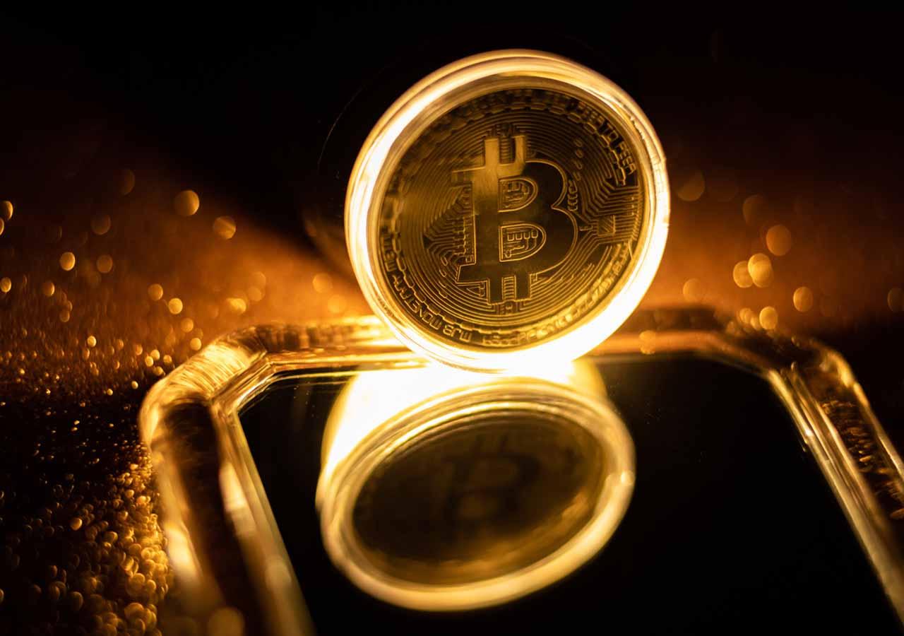 Rich results on Google's SERP when serching for 'bitcoin monnaie'